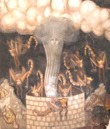 Στην 5η σάλπιγγα το σκοτείνιασμα από τα πάθη της ψυχής των ανθρώπων γίνεται  πλήρες. Γι' αυτό οδηγούνται στον παγκόσμιο πόλεμο» | Σημεία Καιρών
